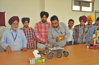 Workshop on Futuristic Developments in Robotics and Embedded Systems