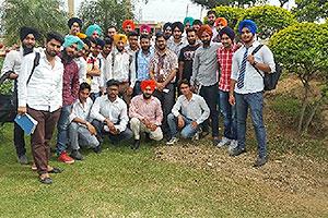 Industrial Visit At Rana Sugar Mill, Buttar, Amritsar