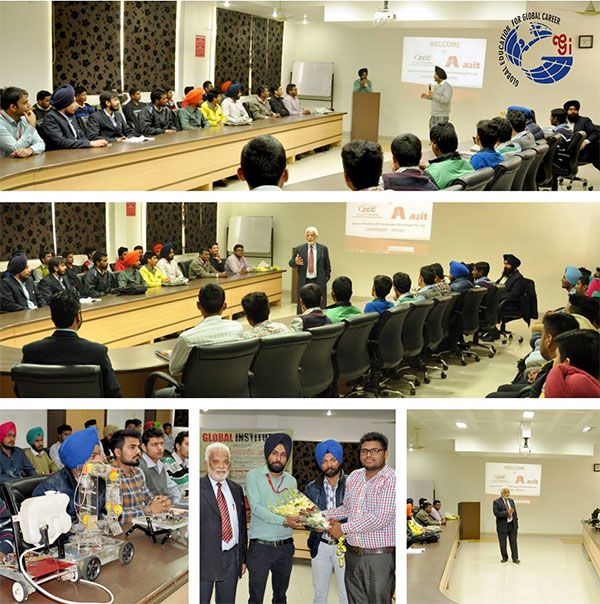 "Seminar on ""Utilization of CNC Machines & Solid Works"""