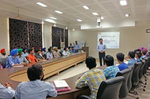 Workshop On Digital Manufacturing Process (CNC M/C)