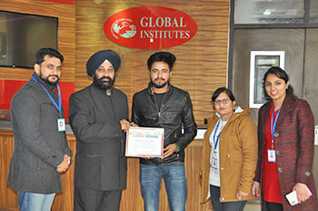 Technical Aptitude Test - Global Institutes Top & Best