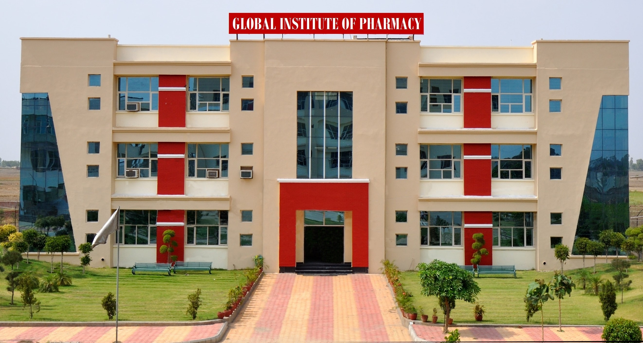 Pharmacy Wing- Global Institutes Amritsar