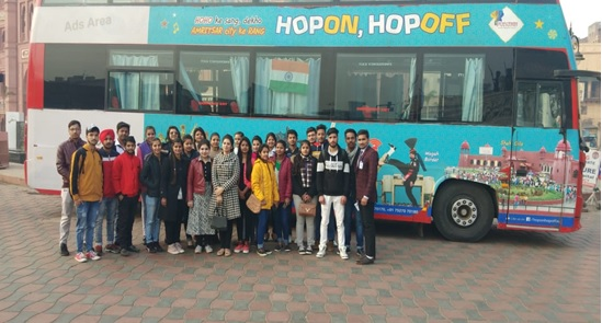Excursion Trip- Global Institutes Amritsar