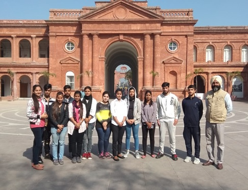 Heritage Walk- Global Institutes Amritsar