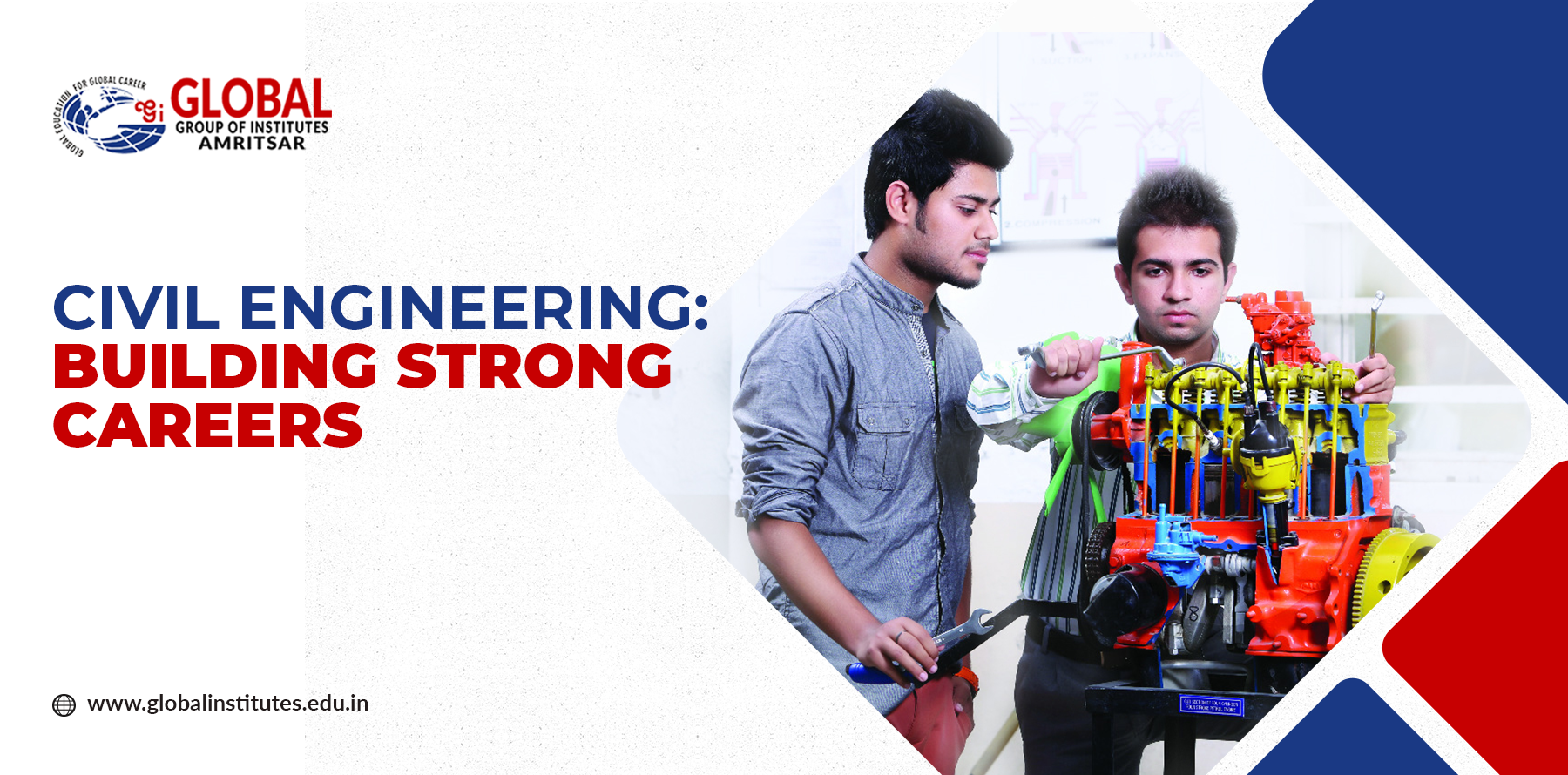 Civil Engineering: Building Strong Careers